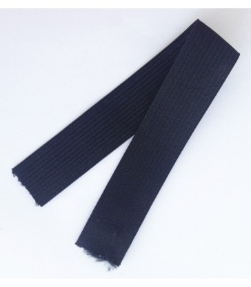 STRONG ELASTIC BLACK BANDS FOR LACE WIGS 2 PIECES [MCW929]