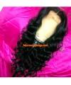 Brazilian virgin big wavy hair 360 frontal wig -[MCW350]