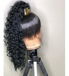 Goddess Wave Lace Front Brazilian Virgin Hair [lf005]