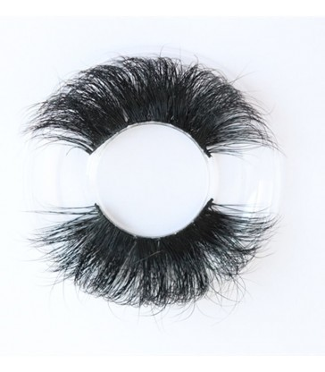 HANDMADE SUPER LONG 5D MINK EYELASHES [5d01]