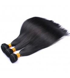 Brazilian virgin silky straight 8A grade weft--[MCW907]