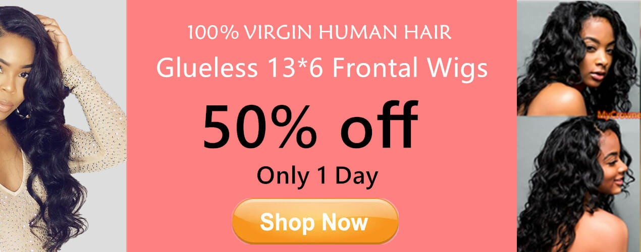 13*6 Frontal Wig
